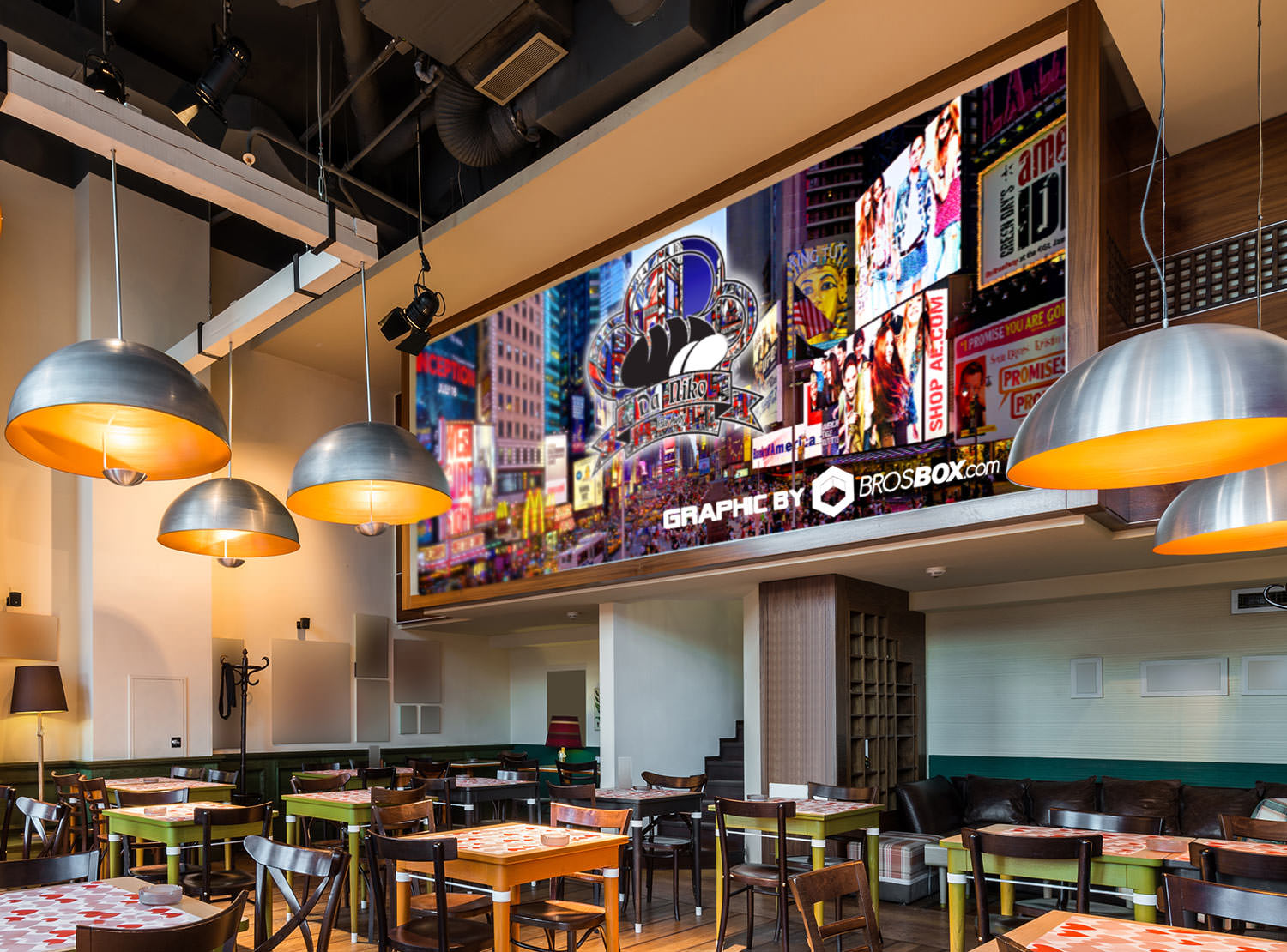 Pub Interior Design | Brosbox